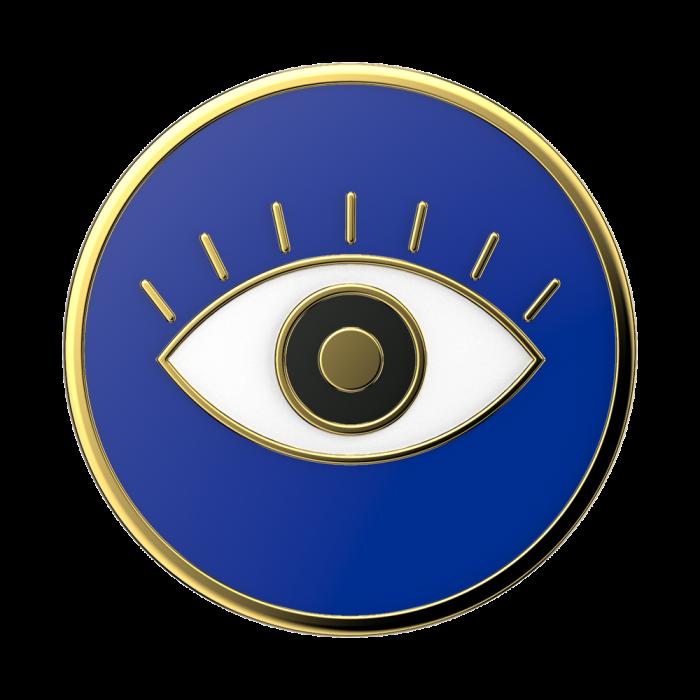 Suport stand adeziv universal Popsockets Popgrip Enamel Evil Eye 0