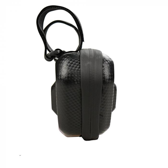 Geanta bicicleta B-Soul pentru cadru  1.5 L black 9