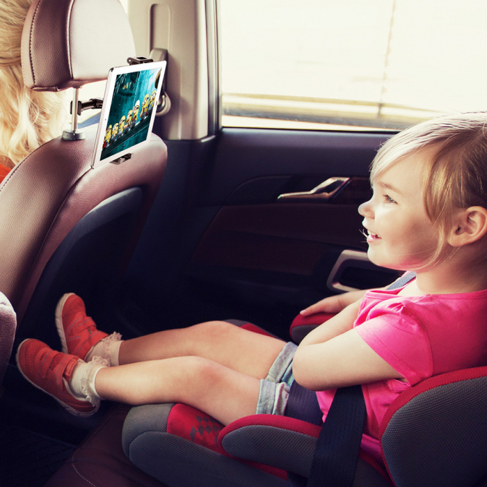 Suport Auto Baseus, Back Seat, Prindere la Tetiera SUHZ-01 5