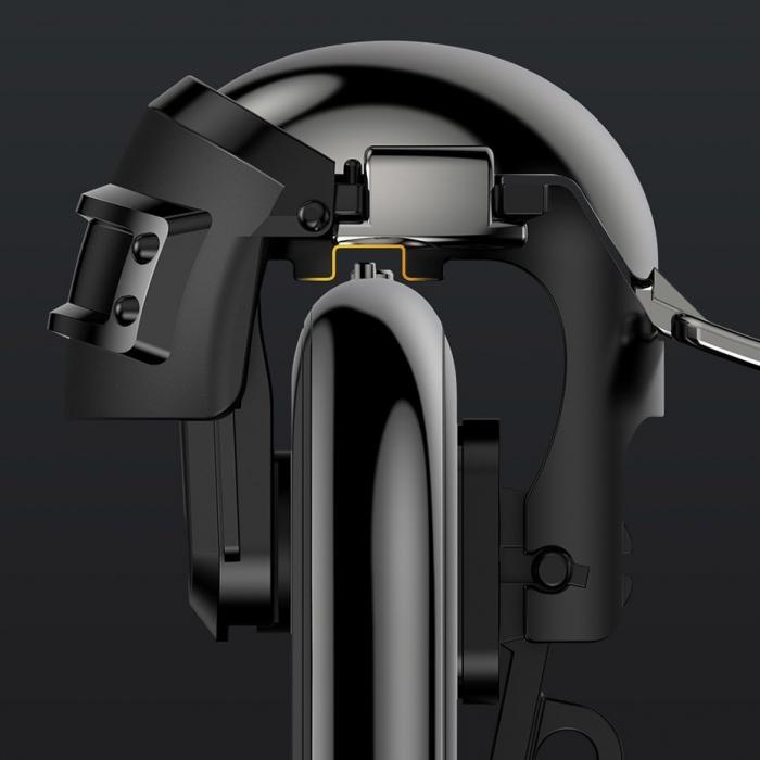 Grip-uri Baseus Level 3 Helmet PUBG Extra Buttons Camouflage blue (GMGA03-A03) 7