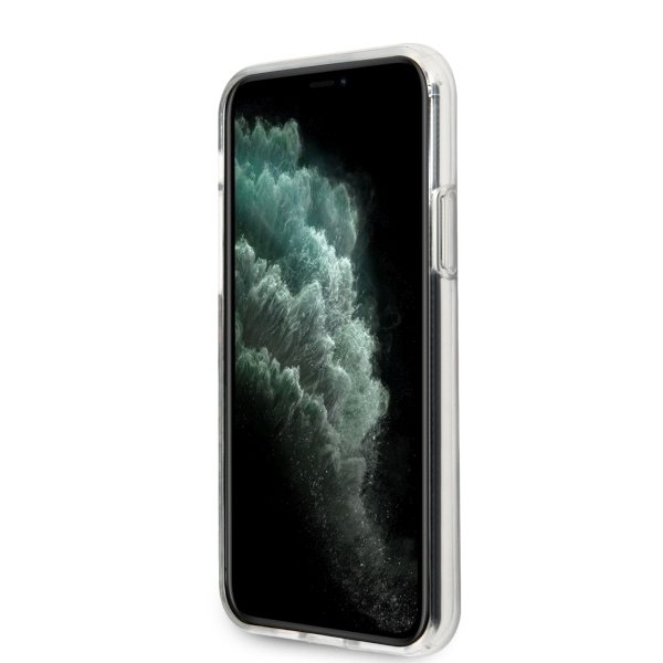 HUSA GUESS FLOWER COLLECTION IPHONE 11 PRO BLACK 3