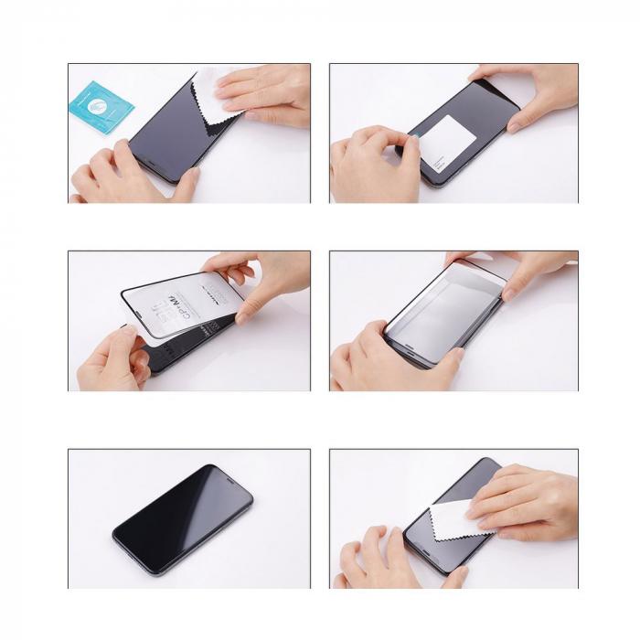 Folie sticla Nillkin CP+ Max 3D Samsung Galaxy S20 Plus 6