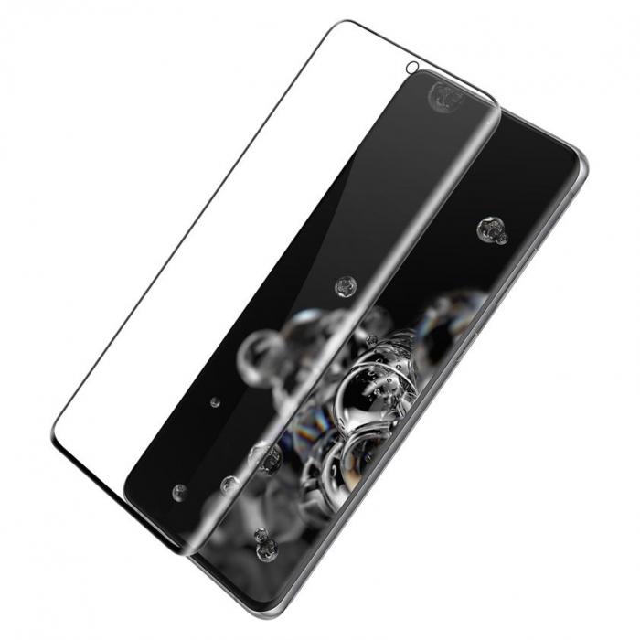 Folie sticla Nillkin CP+ Max 3D Samsung Galaxy S20 Plus 2