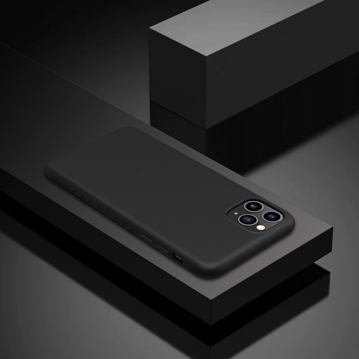 Husa Nillkin Rubber Soft Flexible IPhone 11 Pro Max [6]