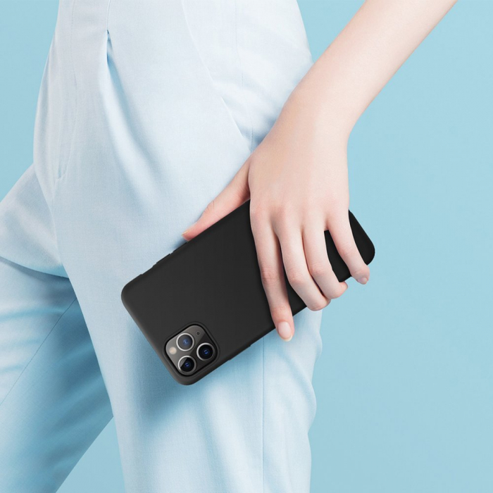 Husa Nillkin Rubber Soft Flexible IPhone 11 Pro Max [3]