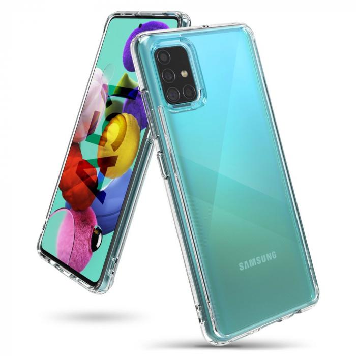 Husa Ringke Fusion Samsung Galaxy A51 [0]