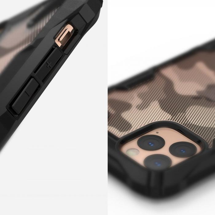 Husa Ringke Fusion X IPhone 11 Pro camo [2]