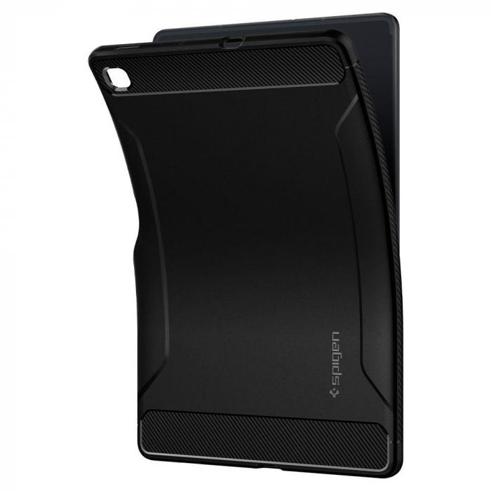 Husa Spigen Rugged Armor Samsung Galaxy Tab S6 Lite P610/P615 10.4 inch [6]