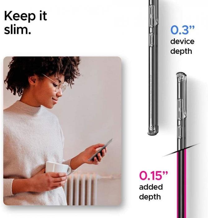 Husa Spigen Ciel Etoile Samsung Galaxy S20 Plus Pink Marble 5