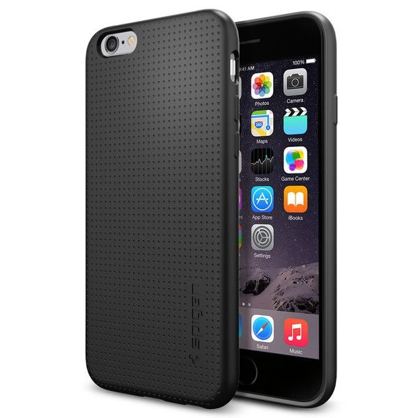 HUSA SPIGEN LIQUID AIR IPHONE 6/6S BLACK 0