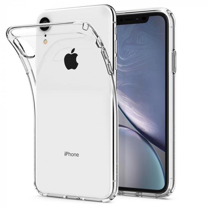 Husa Spigen Liquid Crystal IPhone XR [2]