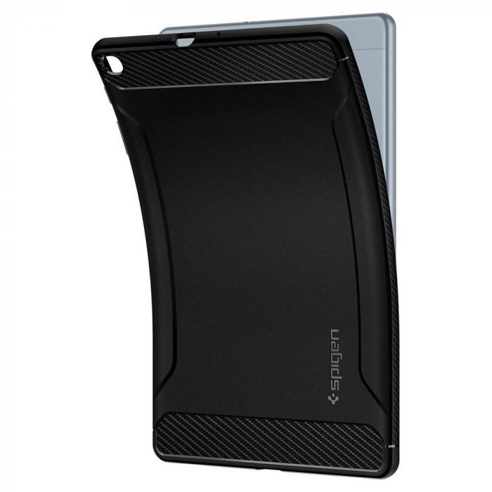 Husa Spigen Rugged Armor Galaxy Tab A 10.1 2019 T510/T515 Black 7