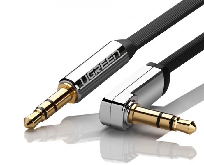 Cablu Ugreen auxiliar audio jack - jack 3.5mm 1m [7]