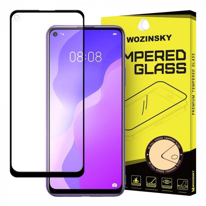 Folie sticla full glue Wozinsky Huawei P40 Lite 5G [0]