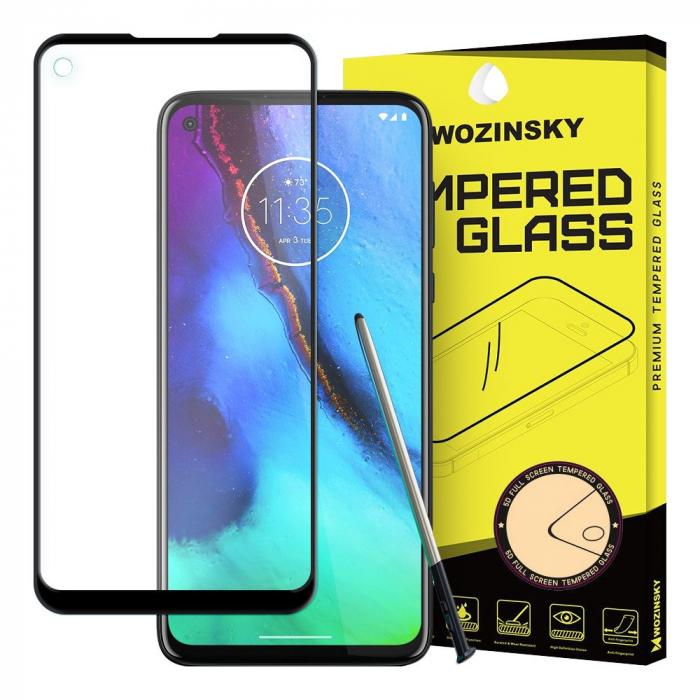 Folie sticla full glue Wozinsky Motorola Moto G Pro [0]
