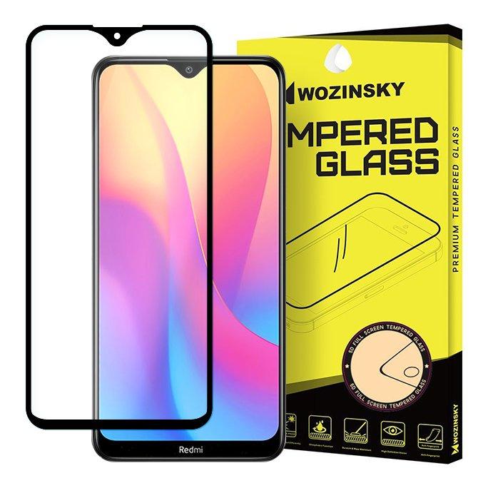Folie sticla full glue Wozinsky Xiaomi Redmi 8A [0]