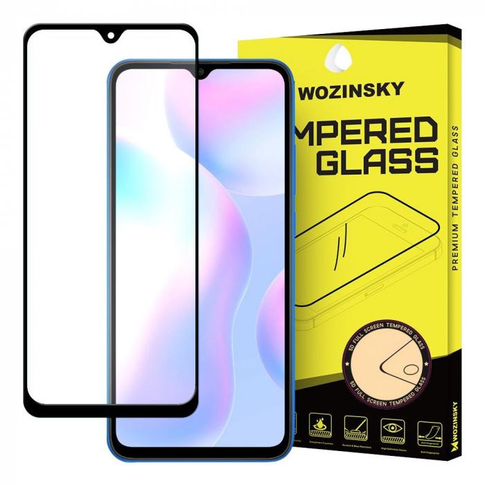 Folie sticla full glue Wozinsky Xiaomi Redmi 9A [0]
