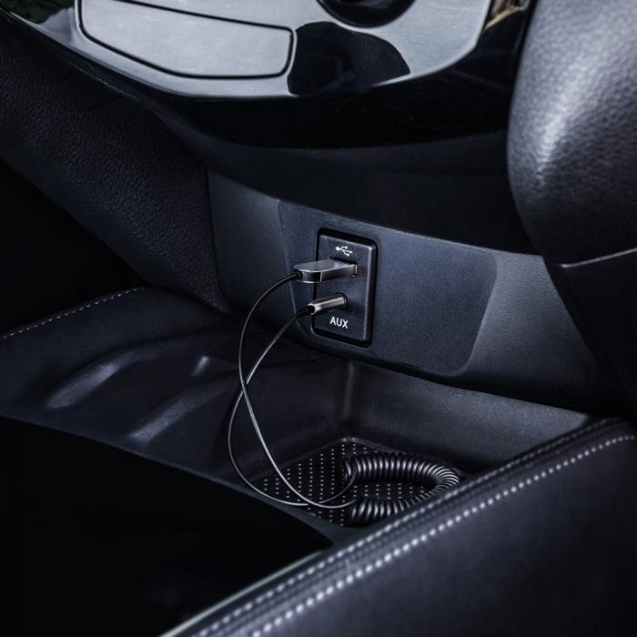 Adaptor Baseus BA01 audio wireless bluetooth 5.0 Aux [5]
