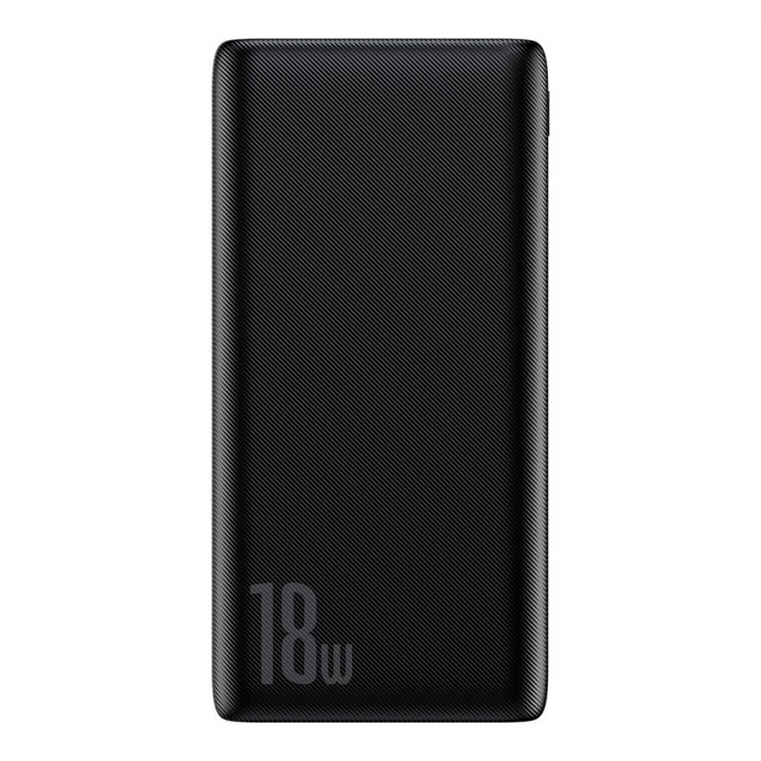 Baterie externa Baseus Bipow 10 000mAh 2XUSB 1X type C 18W [1]