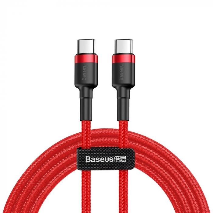 Cablu date/incarcare Baseus type C - type C 60W 2m CATKLF-H09 [0]