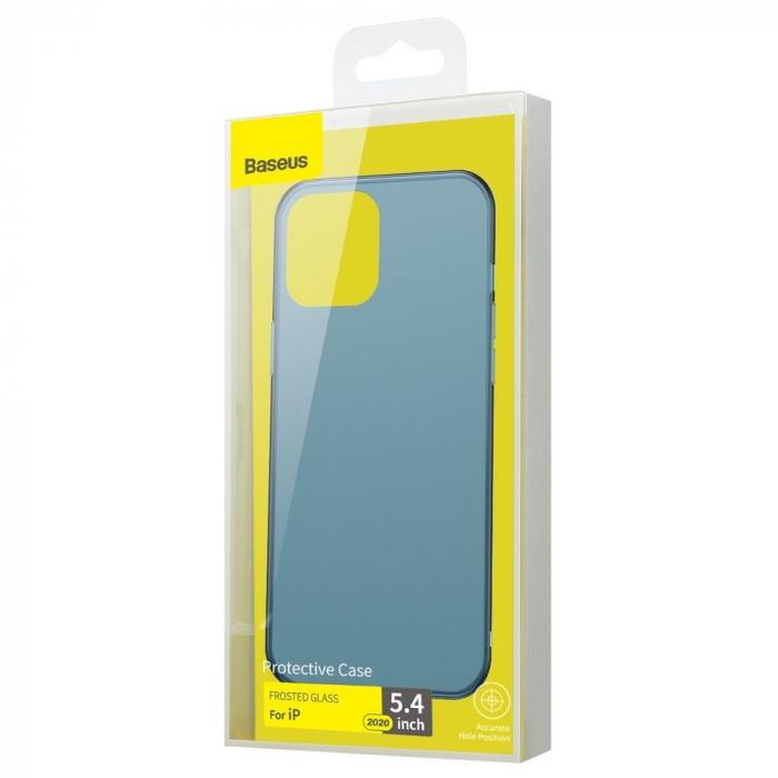 Husa Baseus sticl mata IPhone 12 Mini [3]