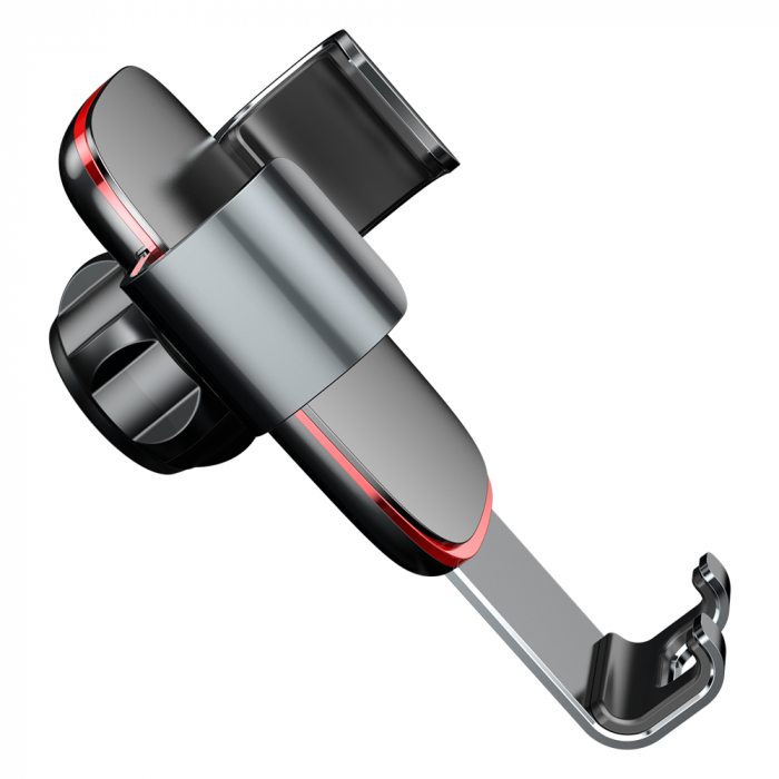 Suport auto Baseus Metal age Gravity SUYL-D0G gri [4]