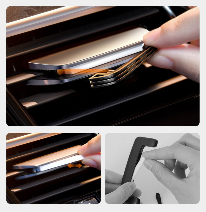 Odorizant auto Baseus Metal Paddle [11]