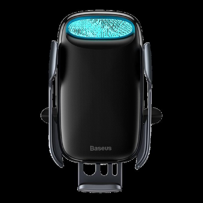 Incarcator/suport auto universal Baseus Milky Way QI wireless [2]