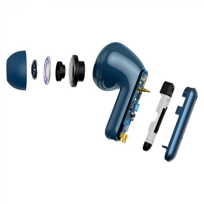 Casti bluetooth Baseus SIMU S1 Pro [5]