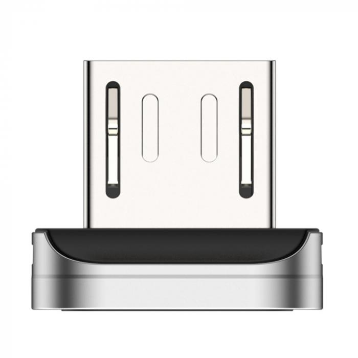 Adaptor Magnetic Micro Usb Baseus Zinc 1