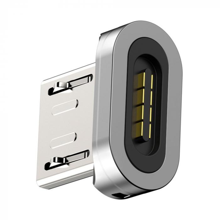 Adaptor Magnetic Micro Usb Baseus Zinc 2