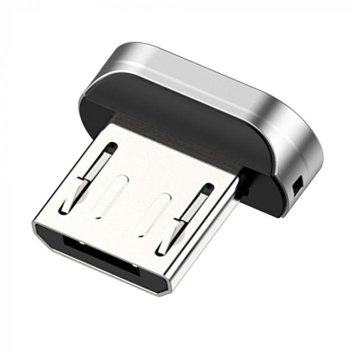 Adaptor Magnetic Micro Usb Baseus Zinc 3