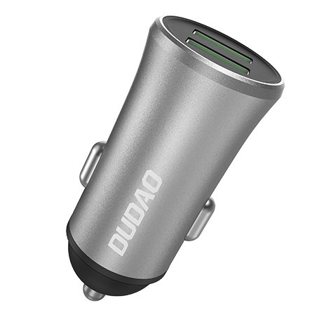 Incarcator auto universal Dudao 3,4A  2x USB [0]