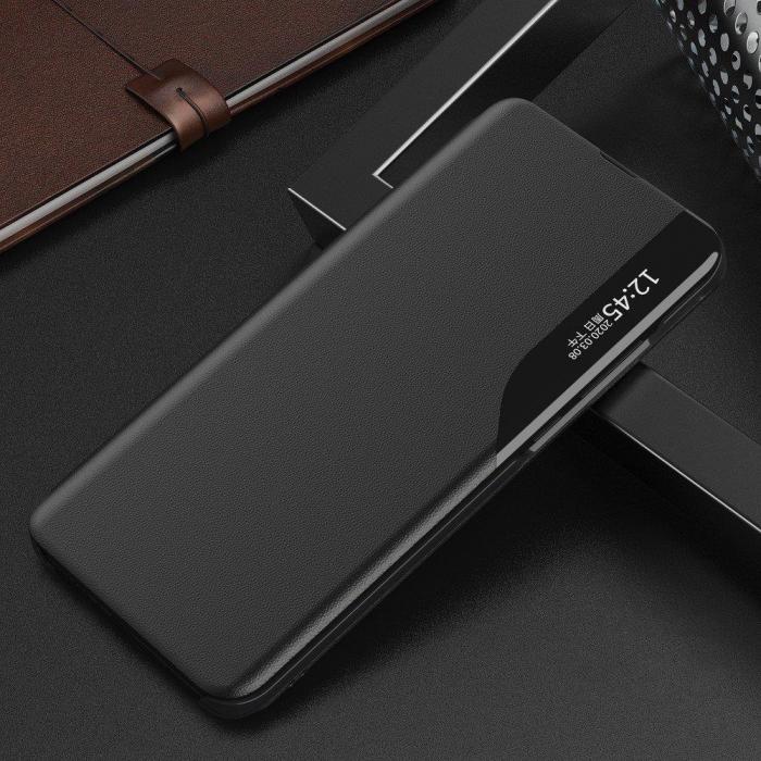 Husa Eco Leather View Case Huawei P40 Lite E [1]