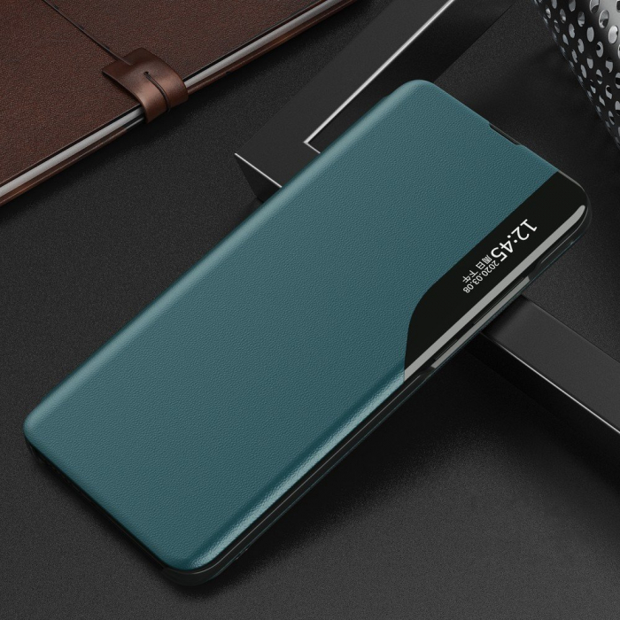 Husa Eco Leather View Case Huawei P30 Lite 1