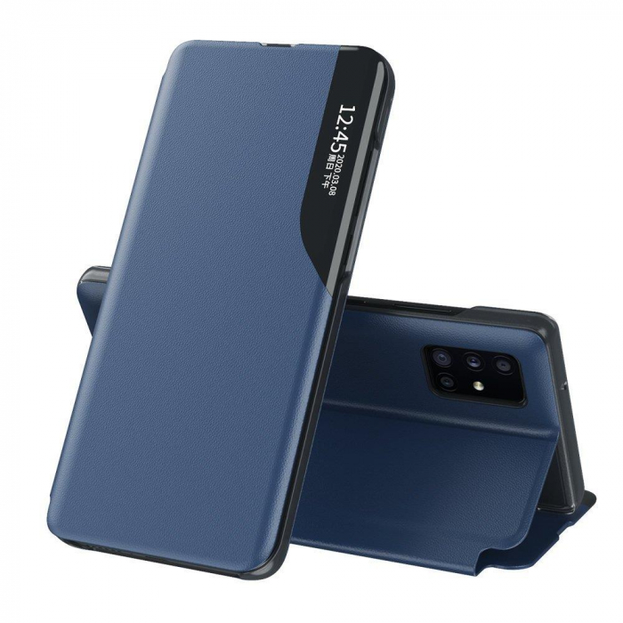 Husa Eco Leather View Case Samsung Galaxy A71 0