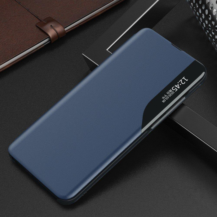 Husa Eco Leather View Case Samsung Galaxy A71 1