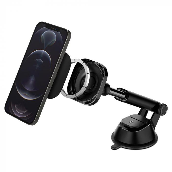 Suport auto Spigen ITS35 OneTap Magnetic compatibil MagSafe [10]