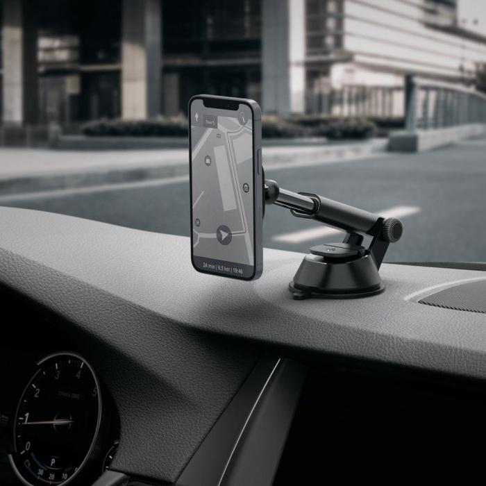 Suport auto Spigen ITS35 OneTap Magnetic compatibil MagSafe [11]