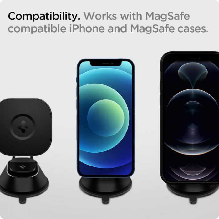 Suport auto Spigen ITS35 OneTap Magnetic compatibil MagSafe [12]