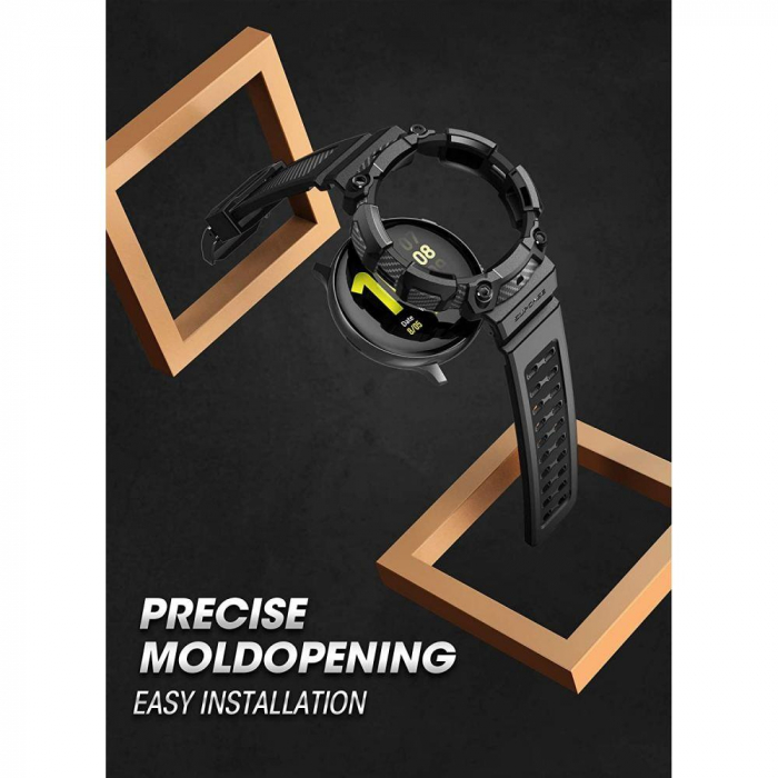 Husa si curea Supcase Unicorn Beetle Pro Samsung Galaxy Watch Active 2 44mm [2]