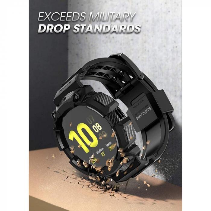 Husa si curea Supcase Unicorn Beetle Pro Samsung Galaxy Watch Active 2 44mm [3]