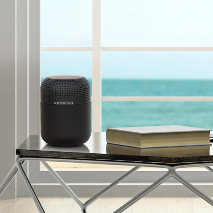 Boxa portabila Tronsmart T6 Max Bluetooth 5.0, sunet 360, baterie 12.000 mAh [8]