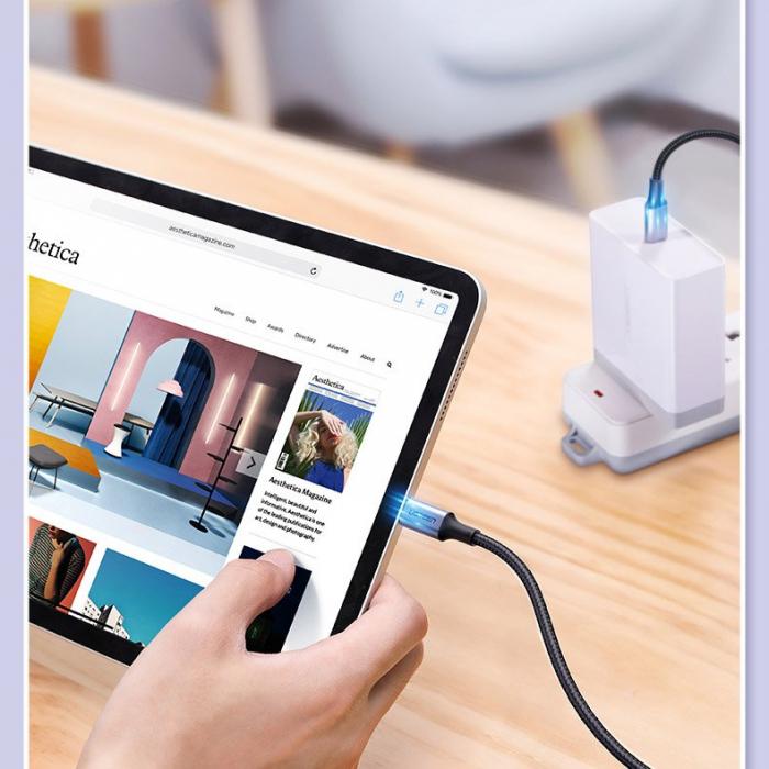 Cablu Ugreen type C - type C gri [1]