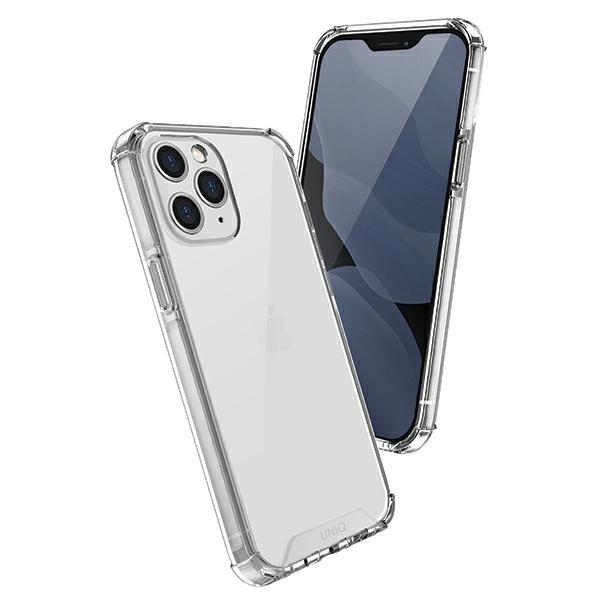 Husa UNIQ Combat iPhone 12 /  12 Pro transparent 0