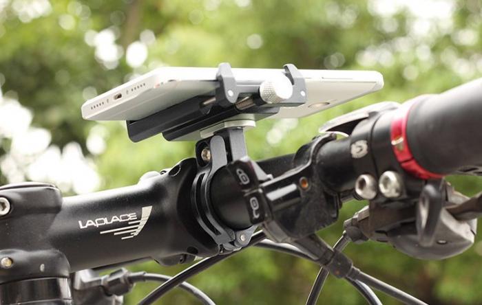 Suport bicicleta Wozinsky pentru telefon cu prindere pe ghidon [3]
