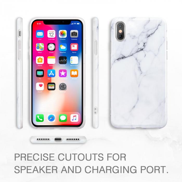 Husa ESR Mimic Marble IPhone XS Max [8]