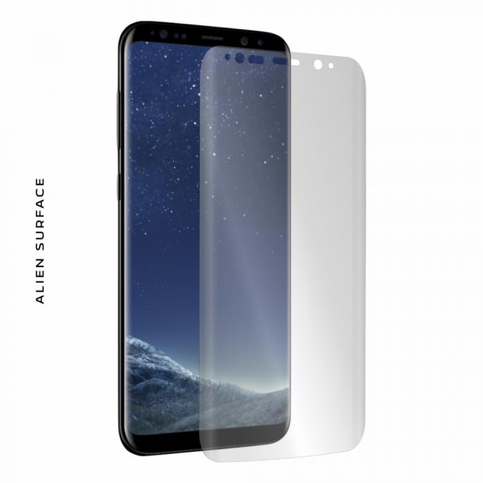 Folie Alien Surface Samsung Galaxy S8 fata [0]