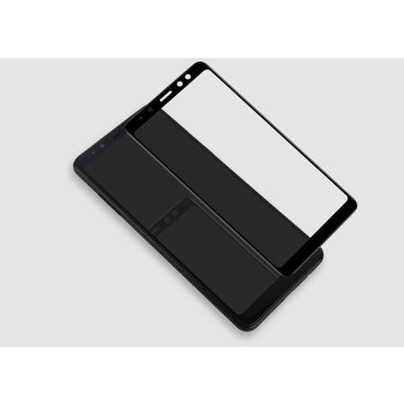 Folie sticla Nillkin CP+ Max 3D Samsung Galaxy  A8 Plus A730 2018 4
