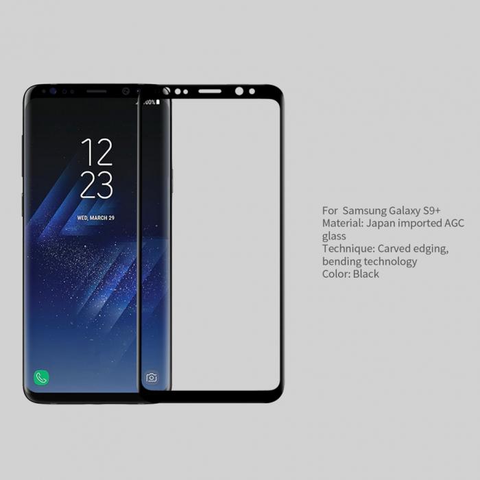 Folie sticla Nillkin CP+ Max 3D Samsung Galaxy S8 Plus 1
